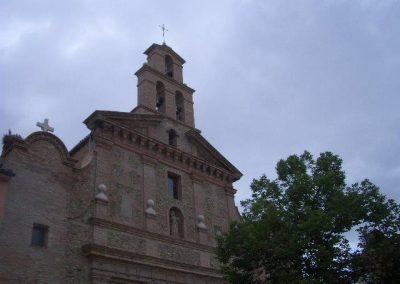 Iglesia de San Francisco en Calahorra